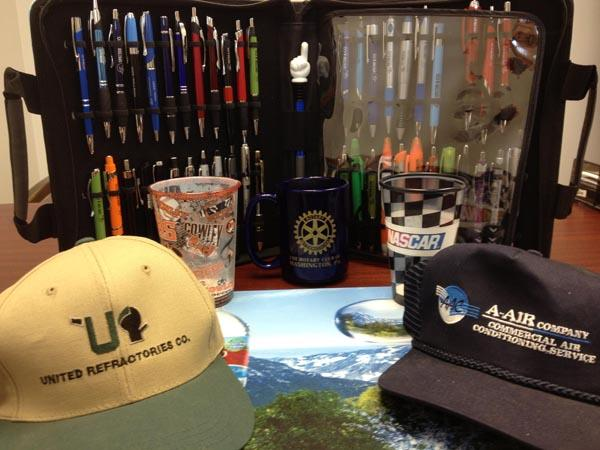 promotional items by key enterprises